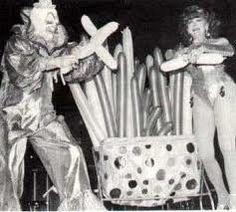 Ernie Blinko Burch - Famous Clowns http://famousclowns.org/famous-clowns/ernie-blinko-burch-famous-circus-casino-clown/