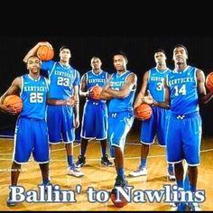 Ballin' Kentucky Basketball