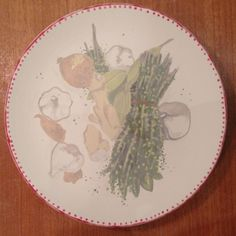 Plate not finished. It Is Finished, Plates, Tableware, Licence Plates, Plate, Dinnerware, Dishes, Dish, Place Settings