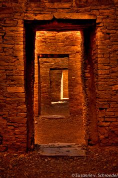 Photography Door Ways at Chaco Canyon New by SoulCenteredPhotoart, $65.00 #fpoe