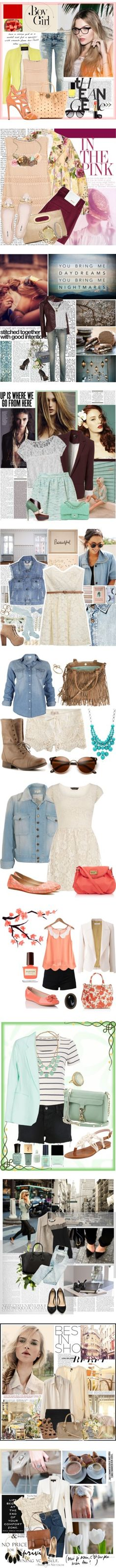 """summer 3"" by jankaherman ❤ liked on Polyvore"