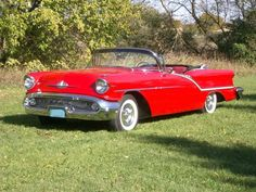 1957 Oldsmobile | 1957 Oldsmobile Super 88 Convertible Restoration