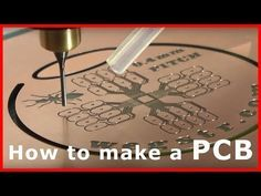DIY PCB Ink Plotter using Arduino and GRBL CNC - YouTube