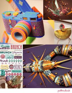 Pick Me Up – Illustration and Contemporary Graphic Art Trends inspiration - Paper Crafted