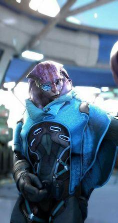 Jaal, Mass Effect Andromeda