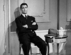 wehadfacesthen:   Cary Grant and Irene Dunne in The Awful Truth...