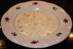Healthy New England Clam Chowder - Sweet Pea