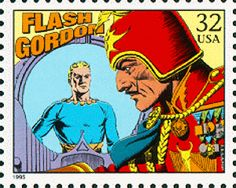 Flash Gordon...now all I need is a ray gun and a secret decoder ring.