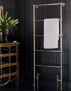 Designer Heated Towel Rails & Radiators For Bathrooms