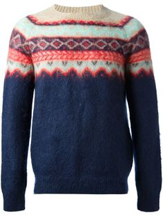 CARVEN 'Mauntain' Sweater