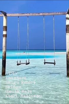 Embrace the serenity of the deep blue Ocean in a luxury Maldives Resort. Anantara Dhigu Maldives Resort is a paradise for a luxurious getaway. Dream Vacation Spots, Vacation Places, Vacation Destinations, Dream Vacations, Beautiful Places To Travel, Best Places To Travel, Cool Places To Visit, Maldives Travel, Maldives Resort