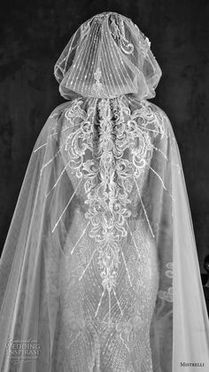 mistrelli 2019 bridal long sleeves jewel neck keyhole bodice full embellishment glitzy glamorous fit and flare sheath wedding dress with cloak keyhole back chapel train zbv — Mistrelli 2019 Wedding Dresses Country Wedding Dresses, Bohemian Wedding Dresses, Princess Wedding Dresses, Modest Wedding Dresses, Bridal Dresses, Color Wedding Dresses, Boho Wedding, Wedding Cape Veil, Cinderella Wedding