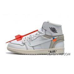 d07f22382351 Off-White X Air Jordan 1 White AQ0818-100 2018 Discount