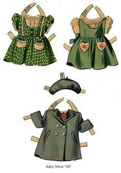 Další oblečení pro Jill