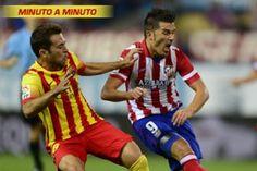 Atlético de Madrid vs. Barcelona en la ida de la Súpercopa jugada a jugada