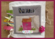 Amelie's Baby Book. Baby Quiet Book, Quiet Books, Amelie, Book Activities, Feelings, Learning, Ideas, Studying, Teaching