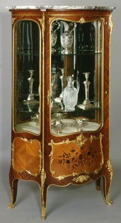 Antique Display Cabinet (France)