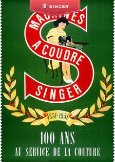 #vintage #Singer