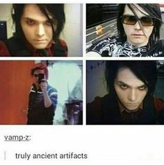 gERARD ARTHUR WAY STOP IT WITH THAT FACE IMMEDIATELY