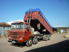 scammell routeman RTL 915N