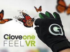 Gloveone – Des gants pour la réalité virtuelle