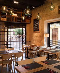 Sevilla, Spain  Restaurant PaCatar  JUAN PEDRO DONAIRE ARQUITECTOS