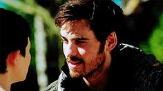 Pin for Later: 26 Moments That Made You Fall Hook, Line, and Sinker For Colin O'Donoghue That Time He Winked and Changed You Forever