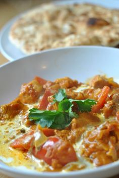 Simple Chicken Curry // Amy Elizabeth