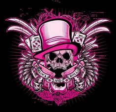 David Cook Los Angeles Glock & Roll Skull Art by UMGX Retail Brand Development, via Behance Dark Fantasy Art, Dark Art, Skull Rose Tattoos, Art Tattoos, Sugar Skull Costume, Badass Skulls, Totenkopf Tattoos, Skull Pictures, Wolf Pictures