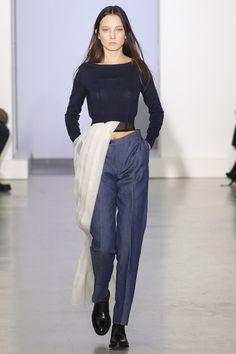 Yang Li womenswear, spring/summer 2015, Paris Fashion Week