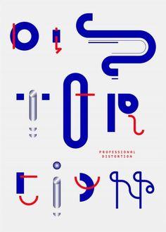 DISTORTION  Designed byLorenzo Di Cola.