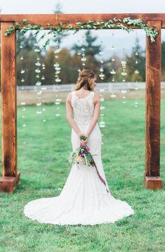 Boho Rustic Wedding Inspiration