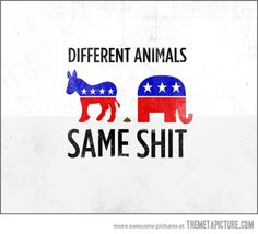 This basically sums up my opinion on politicians...they all suck