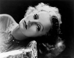 "Greta Garbo for ""Inspiration,"" 1931."