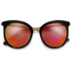 a438c46696f Oversized 56mm Horn Rim Exaggerated Cat Eye Sunglasses