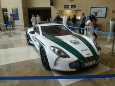 Dubai Police fleet grows with new Supercars - TheTopTier.net - The Best in Luxury and Affluence