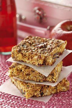 Healthy home made muesli bars   Recipe   KitchenAid