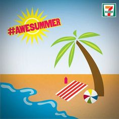Things are #awesummer with the 7-Eleven app; open the savings section for a free 24 oz. Brisk Iced Tea from June 18th-23rd.  Not your beverage of choice?  Plan on new freebies weekly.