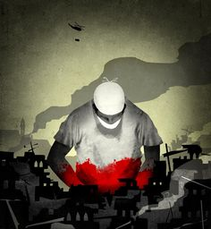 BRIAN STAUFFER ILLUSTRATION: SYRIA'S WAR ON DOCTORS