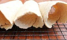 Gluten Free Tortillas (Vegan) #recipe #glutenfree #vegan