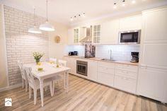 Apartament II | Gdańsk - Kuchnia, styl prowansalski - zdjęcie od Kul design
