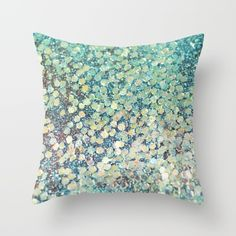 """Original Bokeh Photography - sea tones - A Bokeh image that I have captured of a sparkly glitter...please note that it is a macro photo of this substance and the product will NOT have such a texture that can be touched as such. Bokeh basically means to """"blur"""" or """"haze"""" and in my image of """"Mermaid Scales"""" this is the result. Bokeh is a popular photographic style. blue, turquoise, aqua, blue green, green, bokeh, ombre, photography, abstract art, anomalies are part ..."""