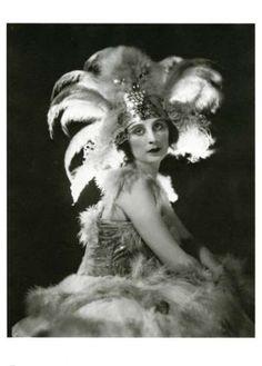 Russian Ballet Dancer Anna Pavlova Postcard