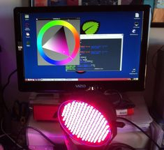 Pretty cool if you have lights sitting around or want more control for a project.     Raspberry Pi as a DMX light controller