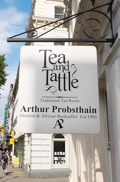 Arthur Probsthain, 41 Great Russell St, City of London, WC1B 3PE