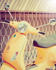 Yellow vespa by Carmen http://d30opm7hsgivgh.cloudfront.net/upload/76005997_oV5LPG32_b.jpgMoreno