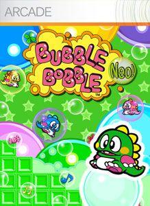 Bubble Bobble <3