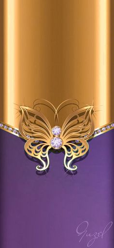 Purple Wallpaper, Butterfly Wallpaper, Butterfly Art, All Things Purple, Beautiful Butterflies, Wall Lights, Sparkle, Elegant, Diamond