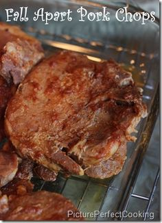 Fall Apart Pork Chops