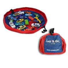 """NEW Lay n Go Cinch 44/"""" Activity Mat FREE SHIPPING"""